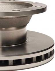Brake drums and rotors